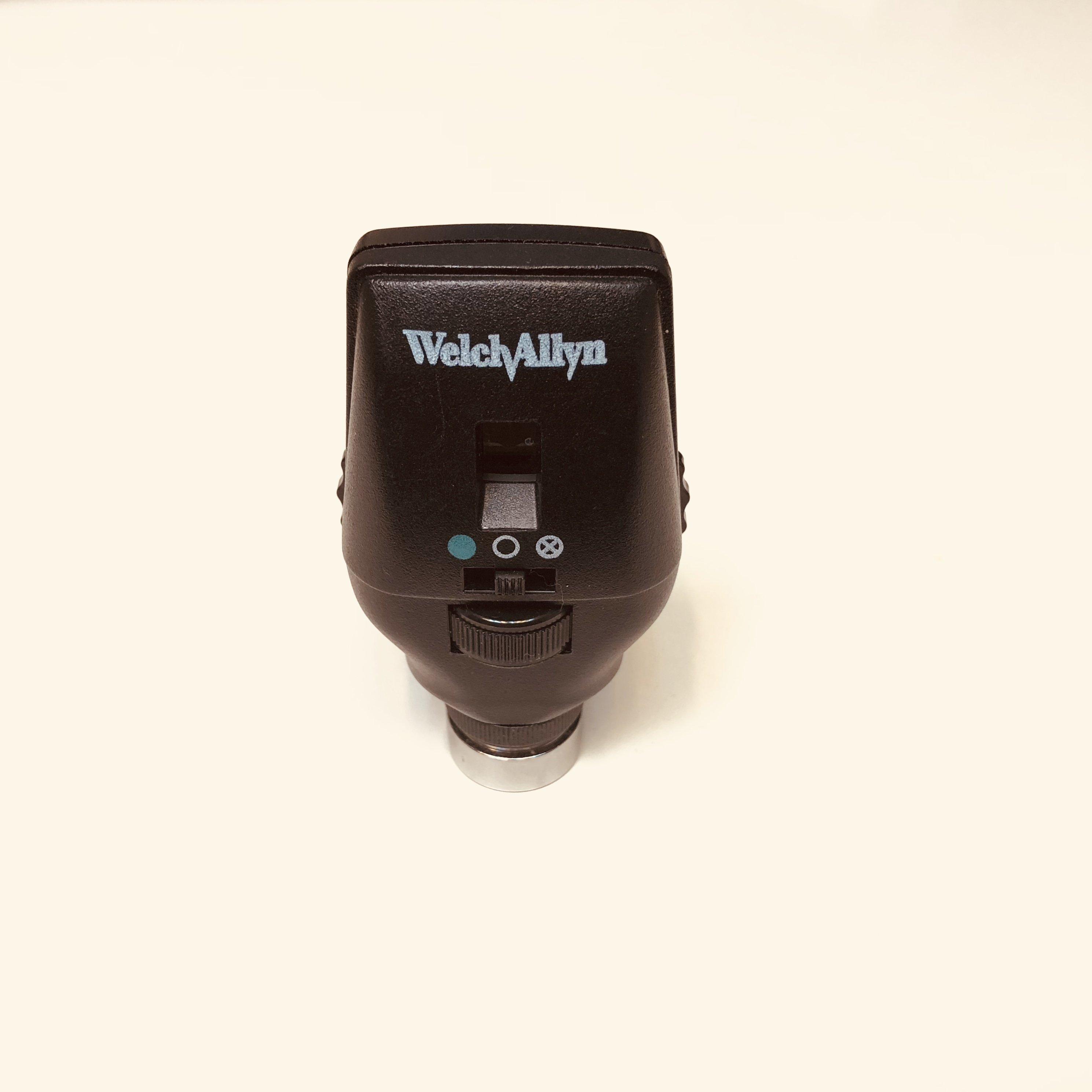 WelchAllyn 眼科檢查鏡