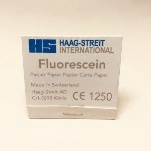 HAAG-STREIT 角膜檢查染色試紙