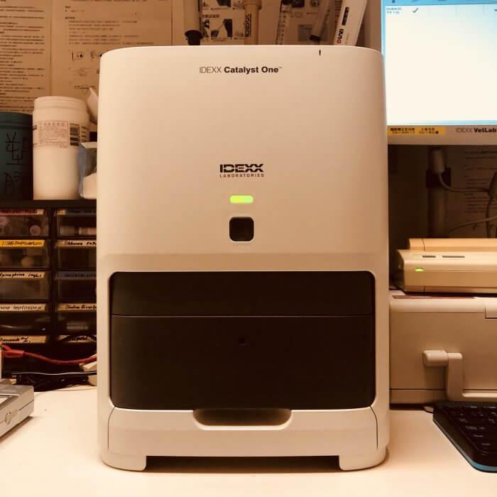 IDEXX Catalyst One 高階血液生化檢驗儀