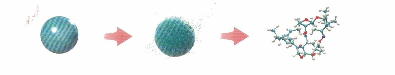 寵愛心思 微球體